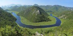 De mooiste plaatsen in Montenegro - Skadar meer