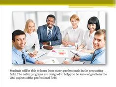https://goo.gl/MIKWsH The Professional Year Program Accounting is the right program for those individuals that would like a better and secured life.