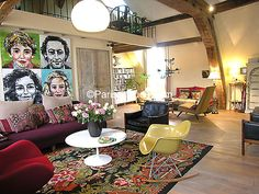 Paris Loft 5 Bedroom Place des Vosges place des Vosges 737