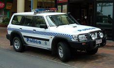 Australian Police Cars Queensland Police ★。☆。JpM ENTERTAINMENT ☆。★。