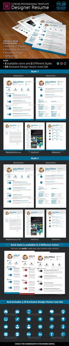 Resume Template Pinterest Template, Creative resume templates - different resume templates