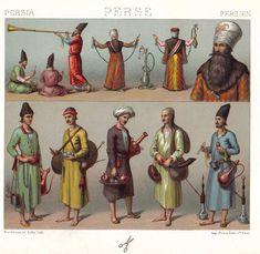 Le Costume Historique - ShahreFarang