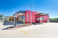Drive Through Design | Beefy's Pies Mango Hill | New Store Design by Renew Design