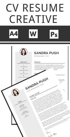 We produce high-quality, professional templates that are unique in creativity and help you to get your dream job.