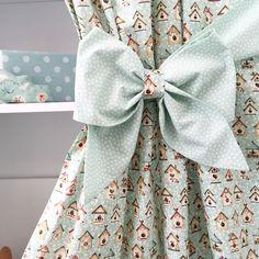 Bebek odası için hazırlanmış Kuş Evli Perde Cath Kidston, Baby Room, Bikinis, Swimwear, Pastel, Bows, Instagram Posts, Products, Fashion