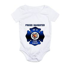 Fire Chiefs Daughter All Over Print Bodysuit