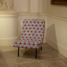 I have an itch to do some upholstering. Wrong for Hay collection