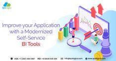 Business Intelligence Tools, Intelligence Service, Design Development, Software Development, Bi Tools, Self Service, Mobile App, Improve Yourself, Web Design
