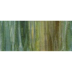 Anthology Bali Batiks Foliage Green Painted Stripe