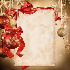 Ирча — «Christmas celebration theme with blank paper for text» на Яндекс.Фотках
