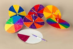 kleurentol maken