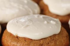 Here's a video showing you how to make them: | The Carrot Cake Cupcakes Are A Healthier Way To Eat Your Cake