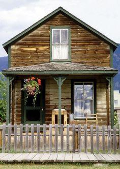 Sweet Farmhouse...love