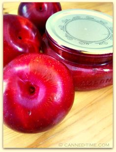 sugar free plum preserves- i have a ton of ripe plums a friend gave me and this might just be what I do with them