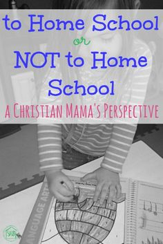 to Homeschool or Not