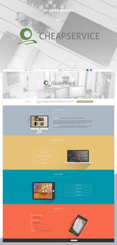 Cheapservice on Behance