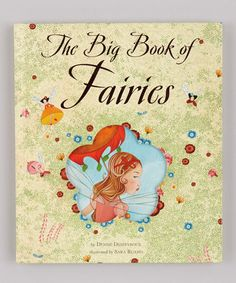Big Book of Fairies Hardcover by Books For Less on #zulily