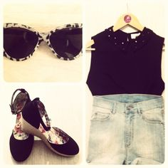 Outfit for the week end!