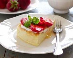 Cheesecake aux fraises sans gluten Ingrédients
