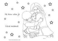 Afbeeldingsresultaat voor knutselen moederdag