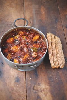Jamie Oliver's Chicken and Squash Cacciatore is deliciously rich and warming – perfect for cheering up a cold winter evening. Not only full of...Read More
