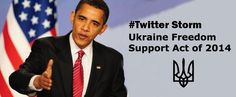 Euromaidan Press @EuromaidanPress  ·  Sep 17  Easy twitter storm for Ukraine Freedom Support Act of 2014 - simply retweet: https://twitter.com/digital_maidan/with_replies …