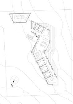 Villa Blåbär,Floor Plan