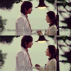 Princess Hours - awwww Princess Hours, My Princess, Yoon Eun Hye, Oh My Venus, Master's Sun, Korean Drama Quotes, Goong, Love K, Let's Get Married