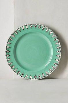 Elka Dinner Plate #anthrofave