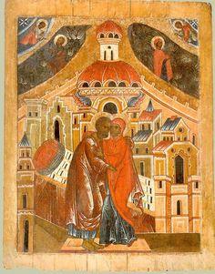 Πνευματικοί Λόγοι: Η Σύλληψη της Αγίας Άννης - ένα αφιέρωμα στην μητέ...