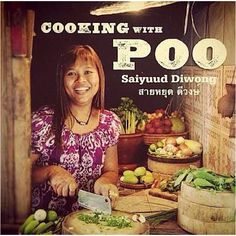 Always wanted to cook with Poo.