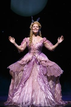 I was also the fairy godmother in cinderella kids at NWPMS
