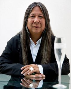 John Rocha born in Hong Kong based in Ireland designer of fashion and crystal. Portrait photo of John Rocha for Waterford Crystal. Crystal Glassware, Waterford Crystal, Simple Elegance, Elegant, International Fashion Designers, John R, Crystal Collection, Beautiful Gifts, Portrait Photo