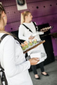 White Circus catering