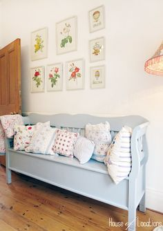 House of Locations -period London location house shabby chic romantic style with garden | photoshoots film TV