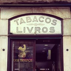 Lisbon, Portugal #typography
