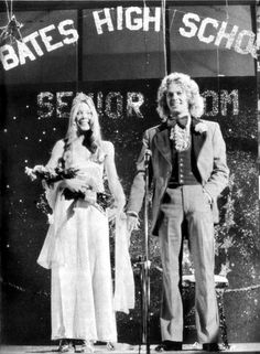 Carrie White and Tommy Ross ~Prom King and Queen.... Bates High School