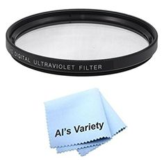 Microfiber Cleaning Cloth Macro IF 77mm High Resolution Clear Digital UV Filter with Multi-Resistant Coating for Tamron 70-200mm f//2.8 Di LD