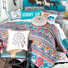 Giddy+Up+Quilt