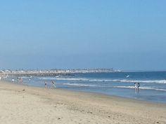 #California #beach #ocean