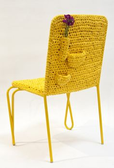 modern knits for interior.Granny Judith Chair