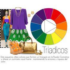 Colores Triadicos