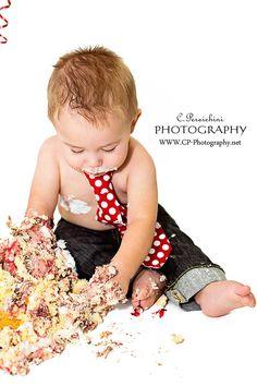 C. Persichini Photography ,baby's first birthday
