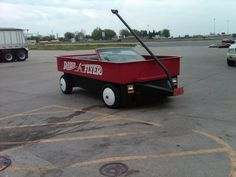 made out of an oldsmobile. This is street legal. Clinton, Illinois