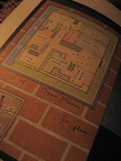 The Explorer's Notebook: Fantastical Cartography: Maps and Artwork From Imaginary Places: March 2008