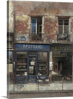 Posterazzi Bertrand Canvas Art - Chiu Tak Hak x