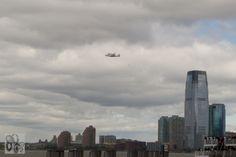 The Space Shuttle Enterprise Arriving In New York City (April 27, 2012) #15