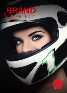 Brand Quarterly Magazine ISSUE 24 @AndrewVesey