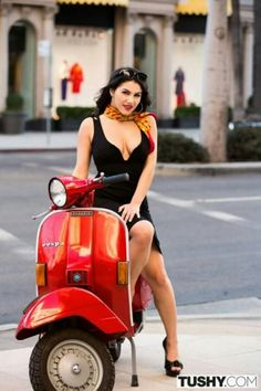 Share, rate and discuss pictures of Valentina Nappi's feet on wikiFeet X - the celebrity feet index for the adult industry. Red Vespa, Vespa Bike, Motos Vespa, Piaggio Vespa, Lambretta Scooter, Vespa Scooters, Mod Scooter, Scooter Girl, Lady Biker