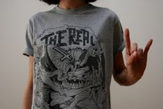 The Real Church Tee. Hell Yeah!!!